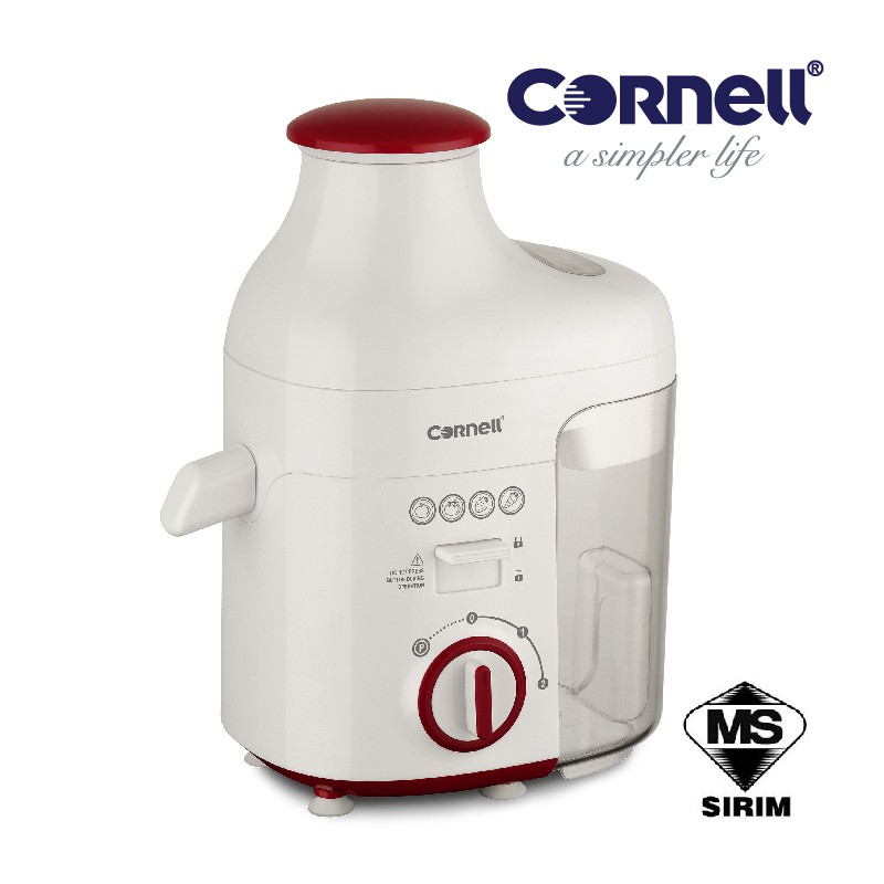 Cornell Juice Extractor with Blender & Miller 3 in 1 CJX-E550