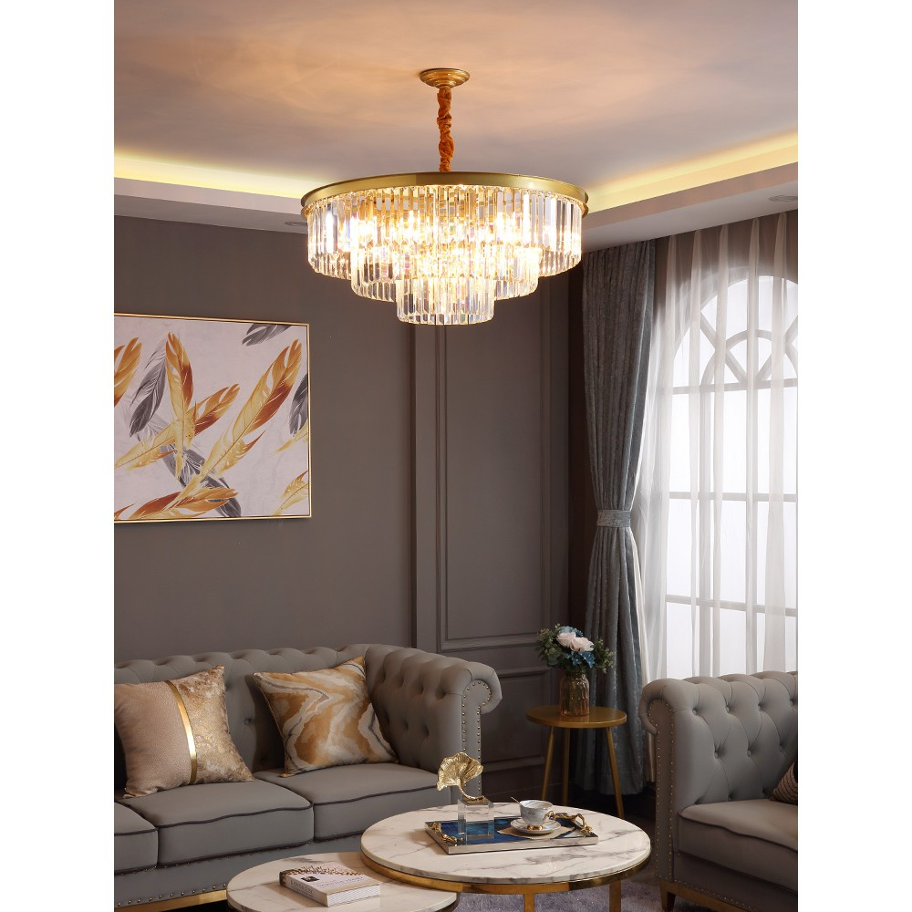 Crystal Chandelier Post Modern Luxury Living Room Lamp Bedroom Simple Modern Dining Room Lamp Shopee Malaysia,Design Thinking Empathy Map Example