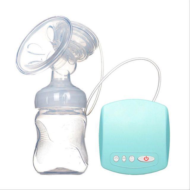 [ READY STOCK ]  Intelligent Automatic Usb Electric Newborn Breast Pump Milk Pump Breast Feeding Mom Jualan Murah Baby