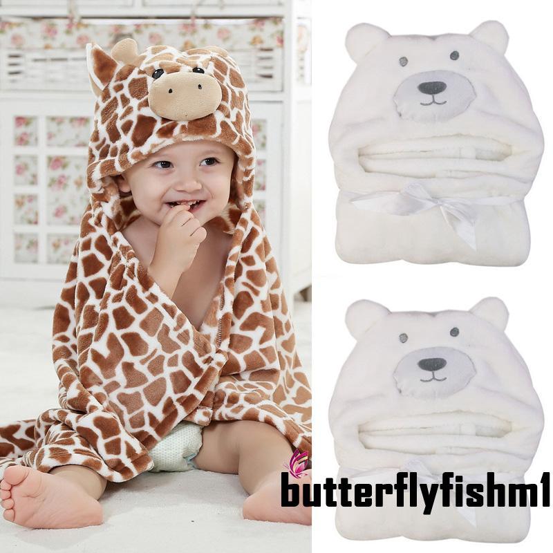 1//5 Soft Baby Infant Newborn Washcloth Bath Towel Bathing Feeding Wipe Cloth YN