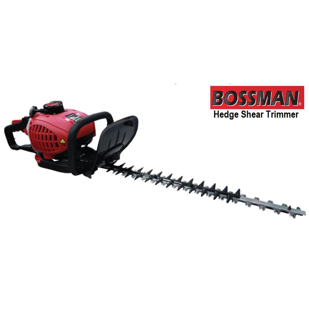 Bossman Cordless Hedge Shear Trimmer BHT-230B Bush Pruning Saw