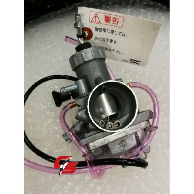 (Limited Time Offer)RXZ Mili Carburetor ORI MIKUNI JAPAN