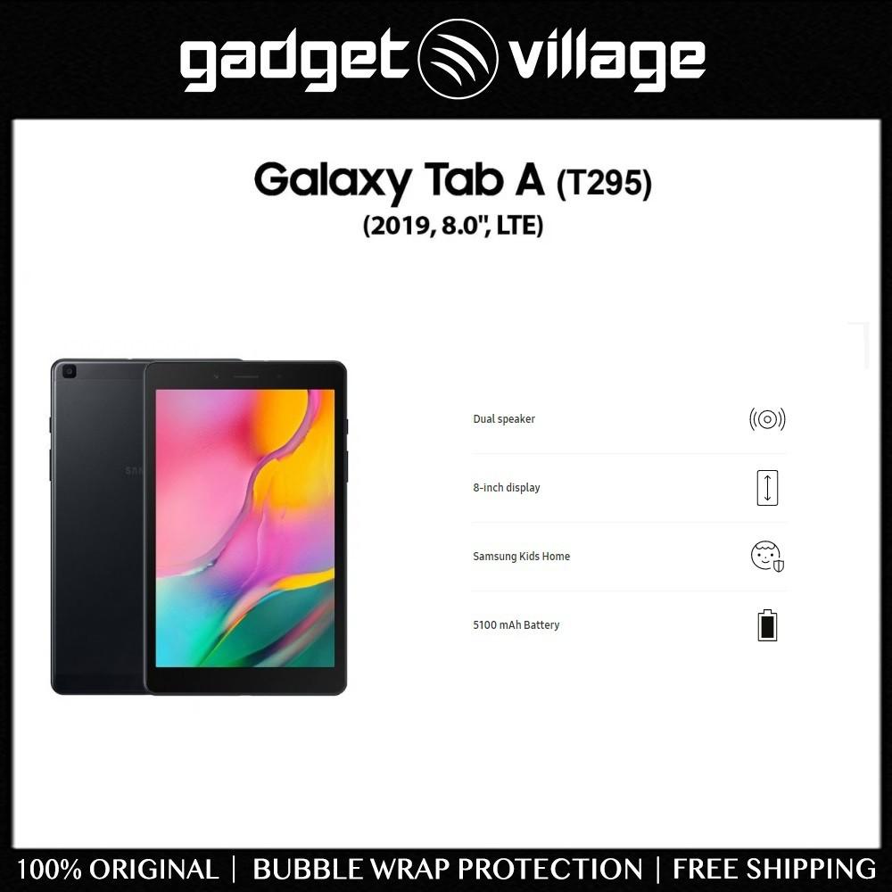 Samsung Galaxy Tab A 8 0 T295 (2019) 32gb/2gb - Official Samsung Malaysia  Warranty