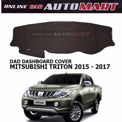 DAD Non Slip Dashboard Cover - Mitsubishi Triton Yr 2015