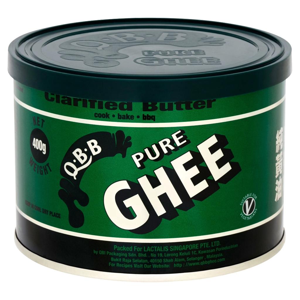 QBB Pure Ghee Clarified Butter 400g