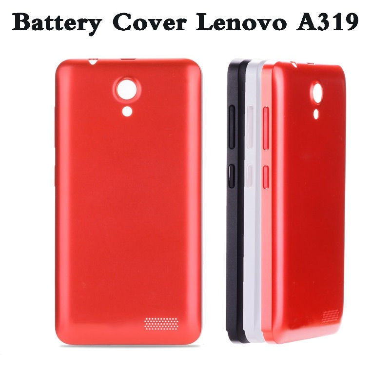 Battery Door Back Cover Housing Case New For Lenovo A319 With Power Volume  Butto