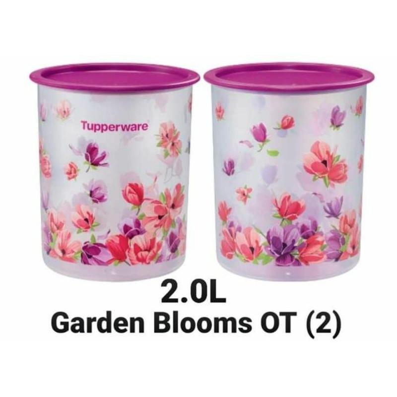 Garden blooms One Touch 2 LITER X 2