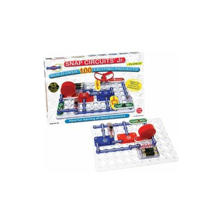 2b4b40e12 US Imported Snap Circuits Jr. SC-100 Electronics Discovery Kit Game |  Shopee Malaysia