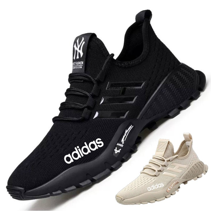 Adidas High Quality Shoes Men Fitness Workout Trail Running Shoes Comfortable Sport Gym Jogging Men Shoes Air Cushion Cushioning