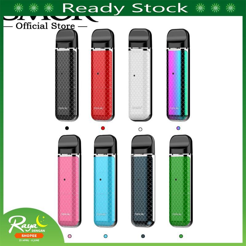 hot sale In Stock SMOK Novo Pod Kit 450mAh Built-In Battery Cobra Covered  Vape Pen Kit