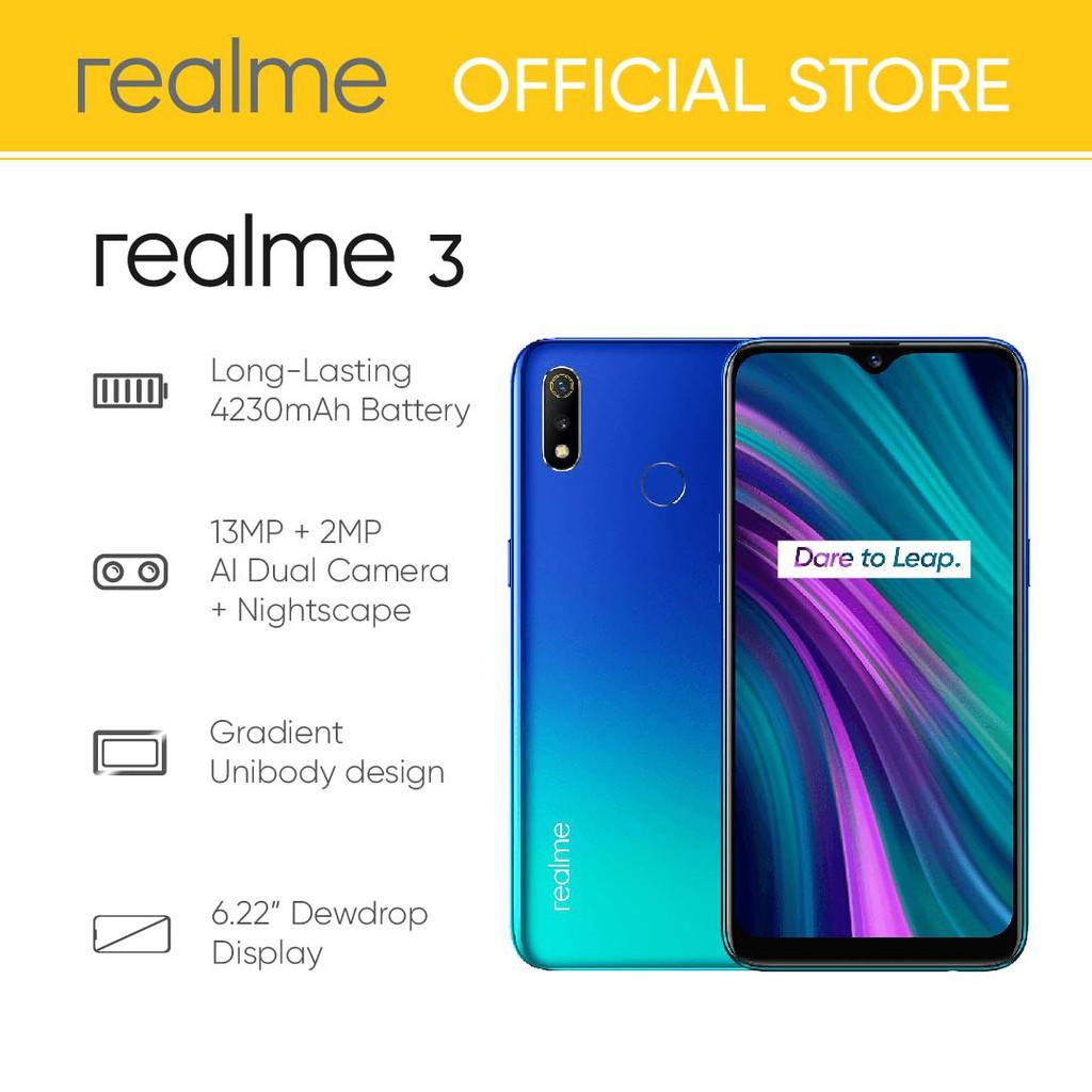 realme 3 (32GB/64GB)