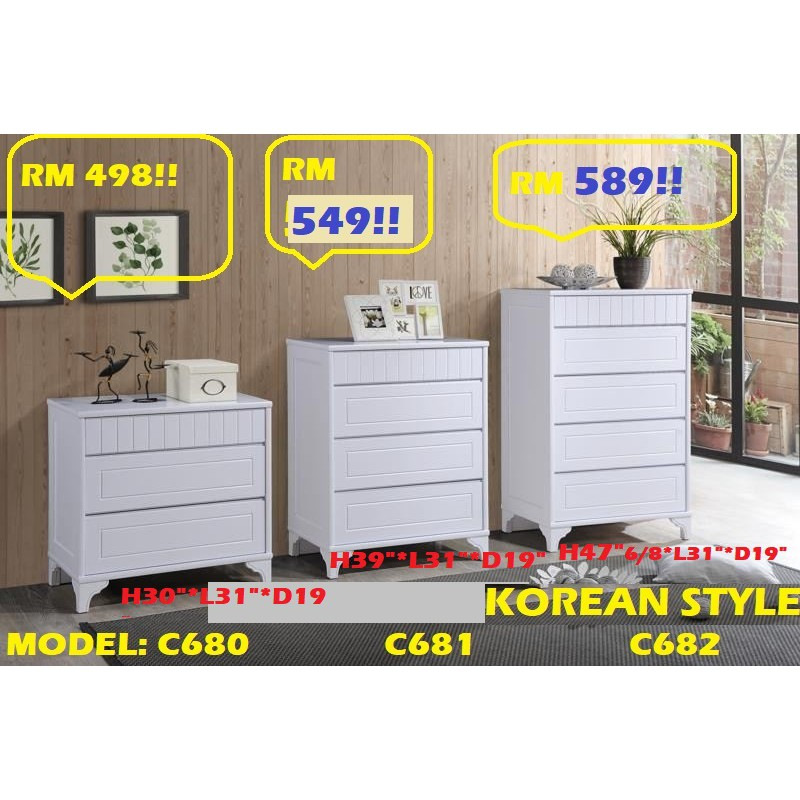 CHEST OF DRAWERS COLLECTIONS