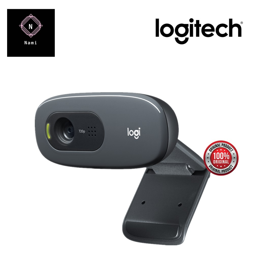 Genuine LOGITECH C270 HD WEBCAM