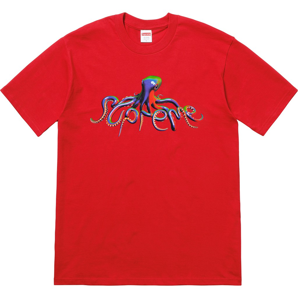 08259ba32823 Supreme Bullet hole Box Logo tshirt tee fashion | Shopee Malaysia