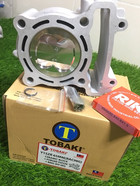 Tobaki Y15zr Block Racing 65mm   Shopee Malaysia
