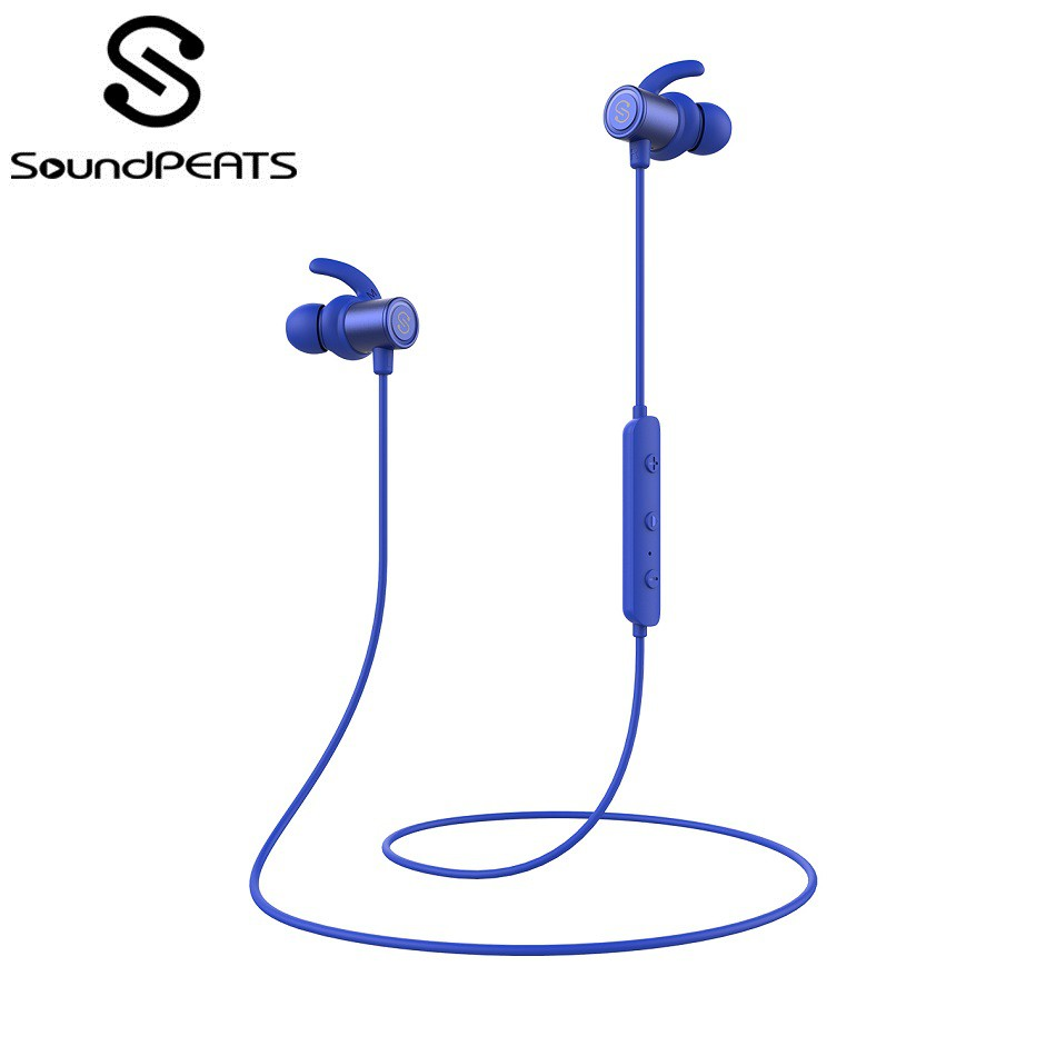 SoundPEATS Bluetooth Wireless Earbuds Super Sound with Mic In-Ear Earphones  Sports IPX4 Waterproof Headsets for iPhone
