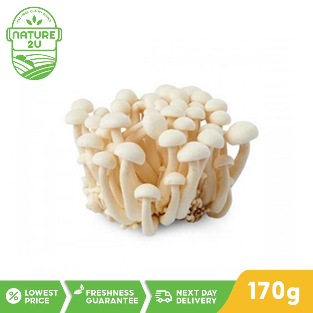 Fresh Vegetable - Shimeji Mushroom White (170G)