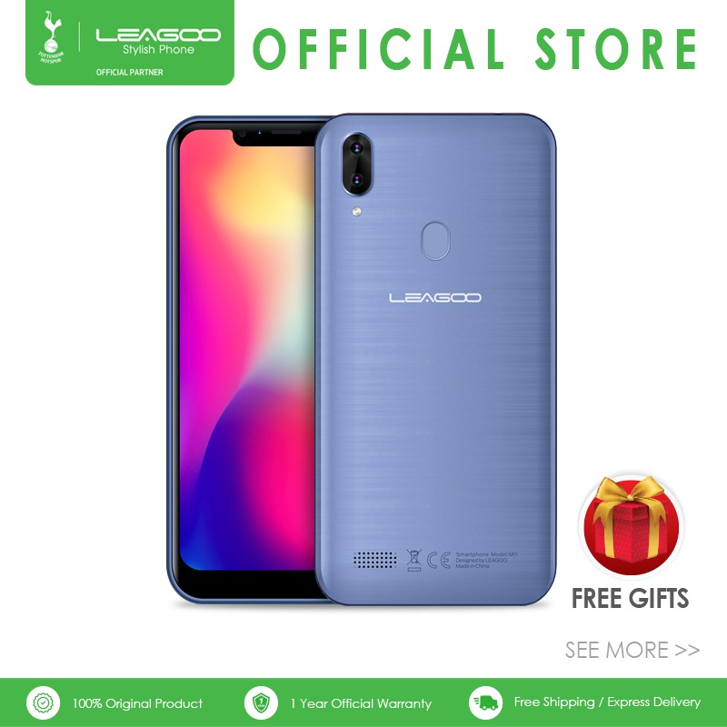 LEAGOO M11 (4G LTE) - 6 2