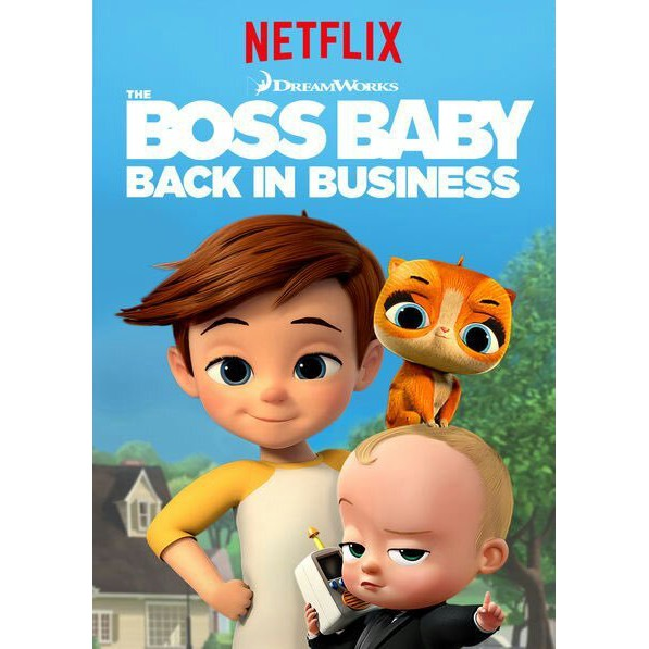 The Boss Baby Season 1 2 Tv Shows