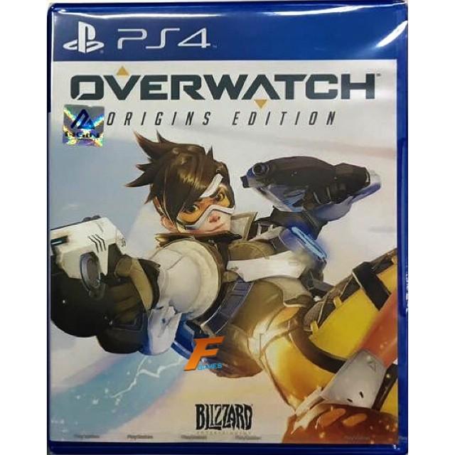 PS4 Overwatch Origins Edition (Zone3/Asia)( English ) แผ่นเกมส์ ของแท้ มือหนึ่ง มือ1 ของใหม่