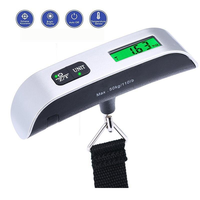 เครื่องชั่ง แบบแขวน จอแอลซีดี ดิจิตอล weighing scale ชั่งน้