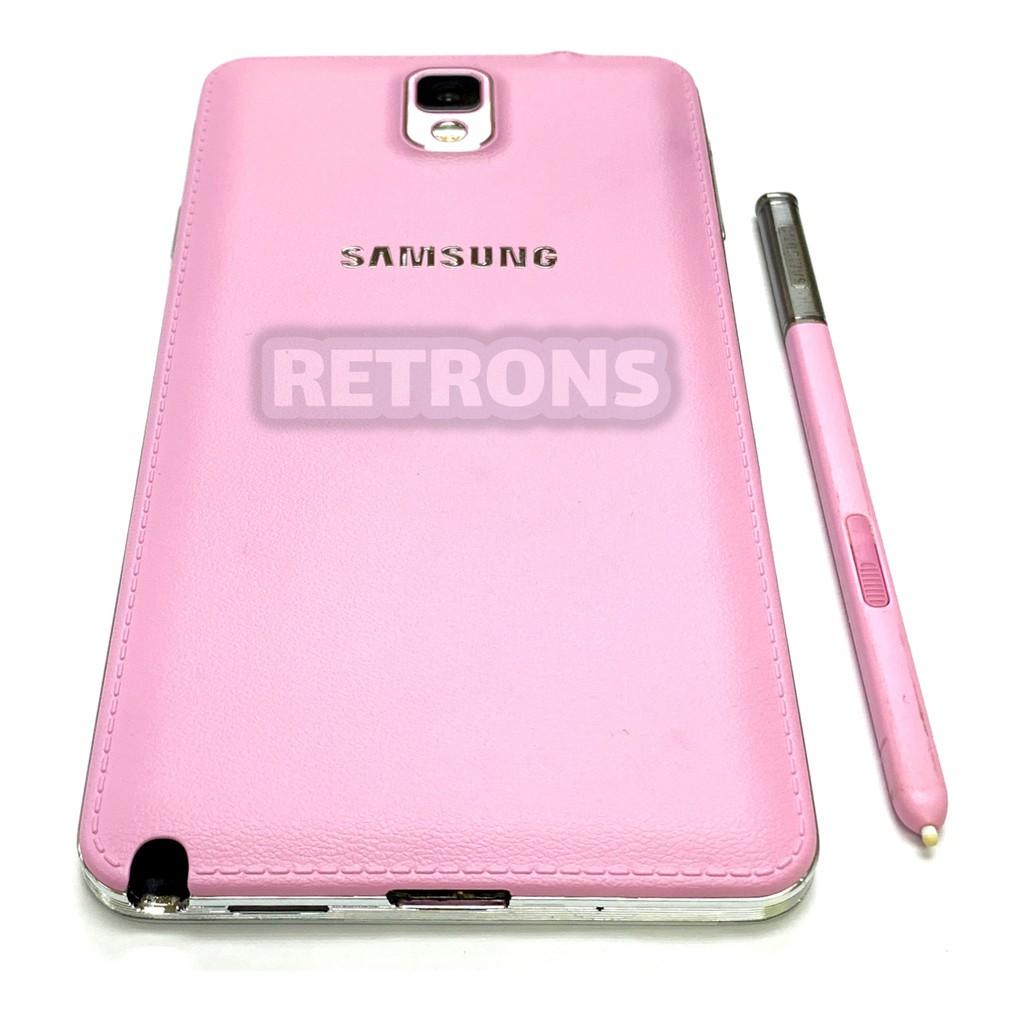 [RETRONS] Ori Samsung Note 3 N9000 3G | N9005 4G LTE [16GB | 32GB + 3GB RAM] Amoled HD LCD [Refurbished by Retrons]
