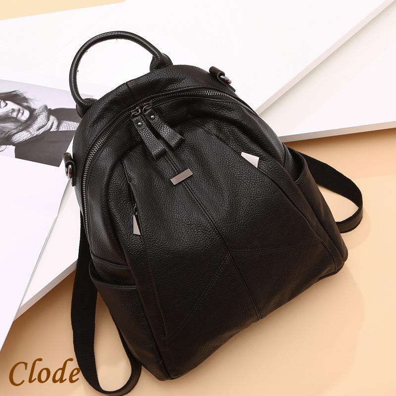 d3e58ab6f4 Guangzhou factory 2018 new leather handbag wholesale oil wax leather bag  fashion wild handbag a generation