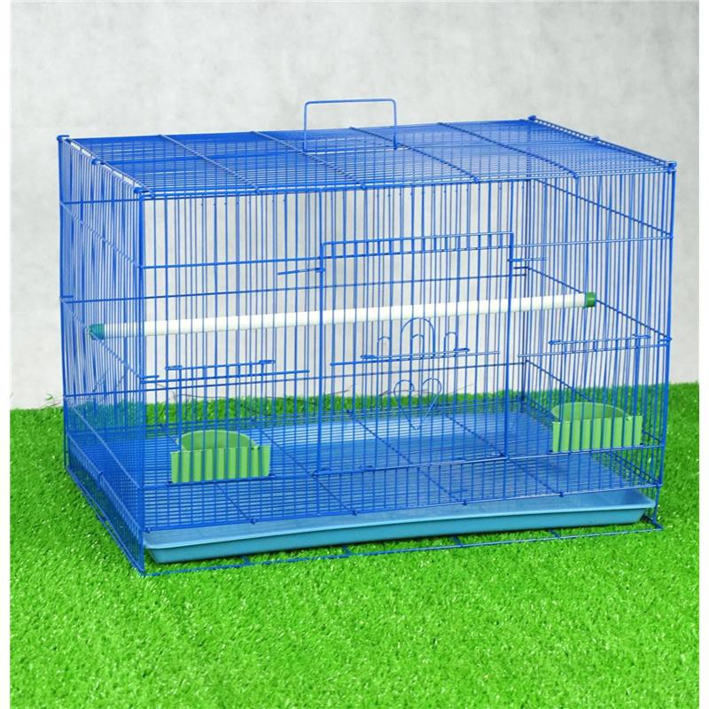 ™✙◘Metal cage large parrot acacia bird bird's nest breeding loft rabbit |  Shopee Malaysia