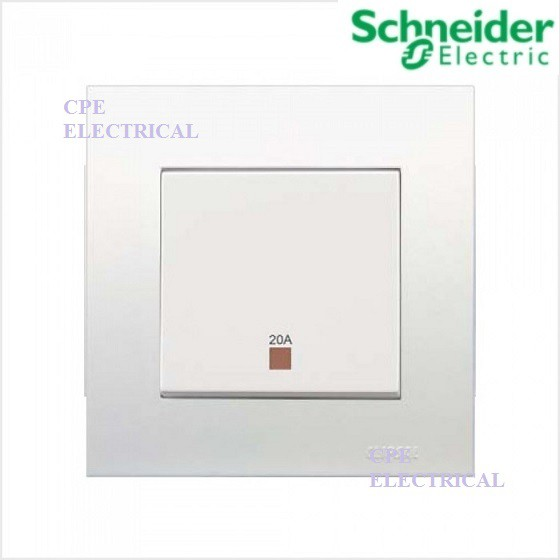 Double Pole Water Heater Switch Wiring Diagram from cf.shopee.com.my