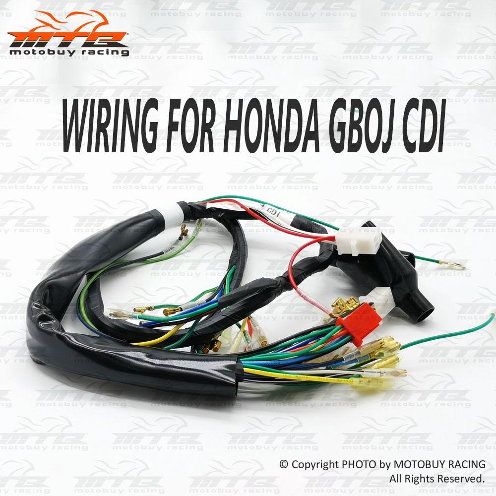 High Quality Wiring For Honda Gboj Cdi Shopee Malaysia