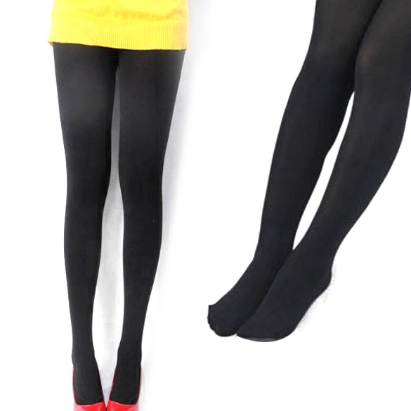 ca7233d61 New Fashion Bottoming Pantyhose Sexy Design Micro Transparent Meat Women  Black