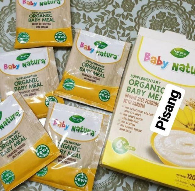 MAKANAN BABY NATURA ORGANIC BABY MEAL TESTER