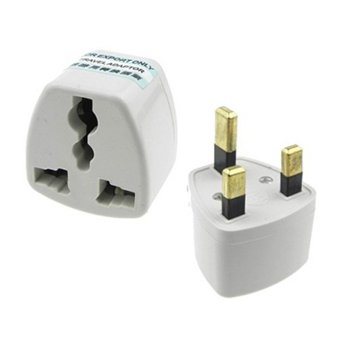 Universal UK Travel Power Adapter