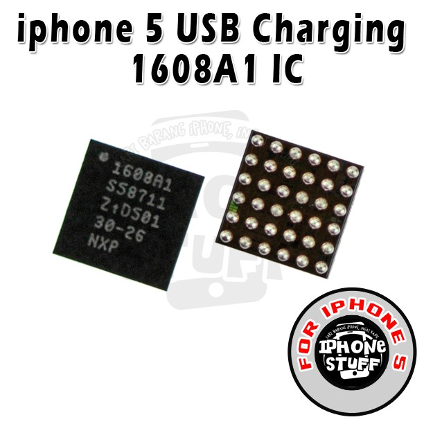 iphone 5 USB Charging 1608A1 IC