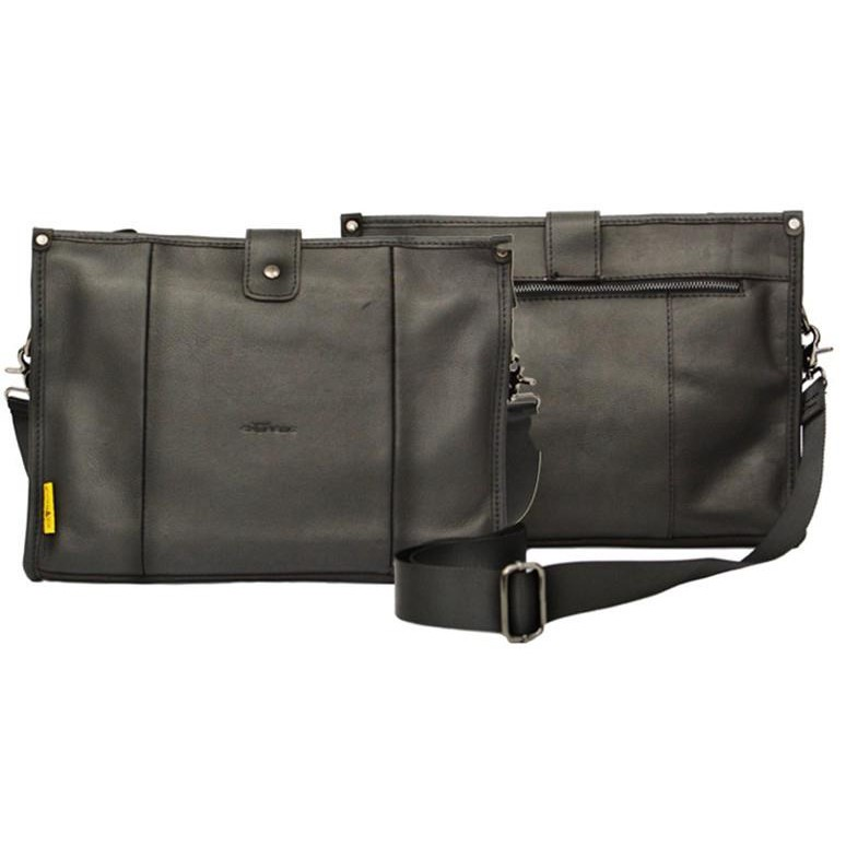 Extreme Classic Leather Sling Bag Dual Faces Travel Passport Bag ... b5f1f9722ee30