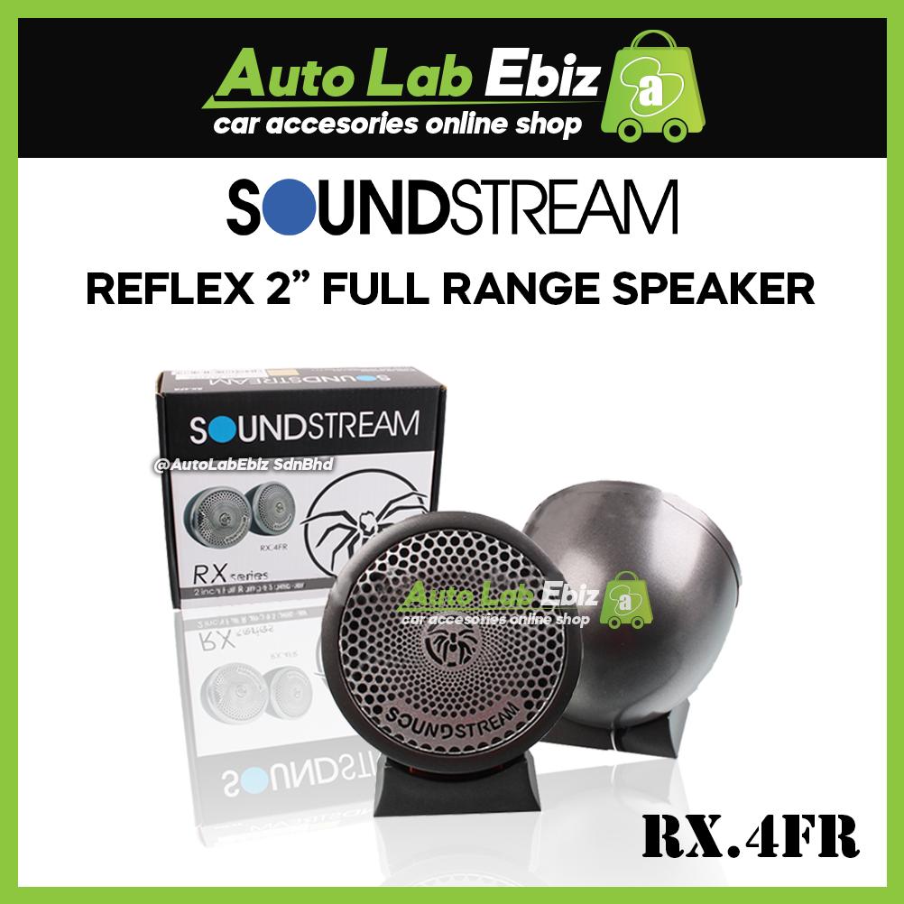 """Soundstream Full Range Speaker (2"""") RX.4FR"""