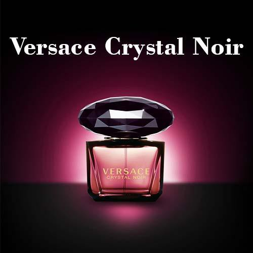(V.E.R.S.A.C.E COLLECTION) YELLOW DIAMOND, BRIGHT CRYSTAL , CRYSTAL NOIR PERFUME FOR WOMEN