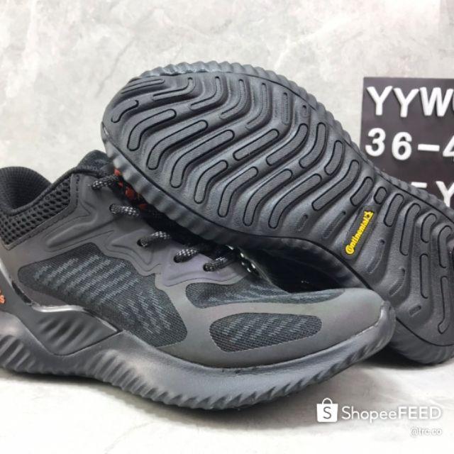 Adidas Alphabounce Instinct M Running Shoes (Blackoren) Premium - 40-45 EURO