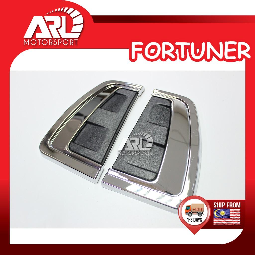 Toyota Fortuner (2016 - 2021) 2nd Vent Garnish Car Auto Acccessories ARL Motorsport
