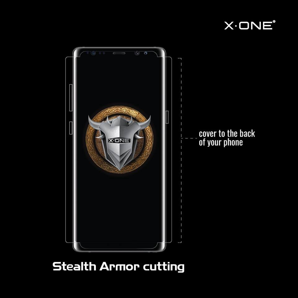 Samsung S8 Plus ( G955 ) X-One Stealth Armor Screen Protector