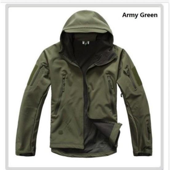 b8c486f0c TACVASEN Men's Special Ops Military Tactical Soft Shell Jacket Coat ...
