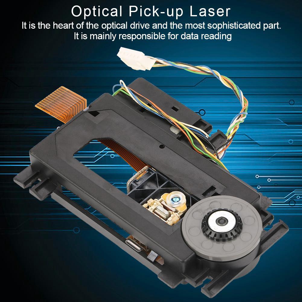 1PCS Laser Lens VAM1201 CDM12.1 CMD12.2 For PHILIPS CD VCD With Mechanism New