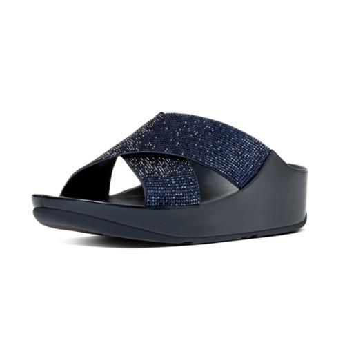 7e569b092acba3 Fitflop Glitterball Back Strap Sandals (Bronze)