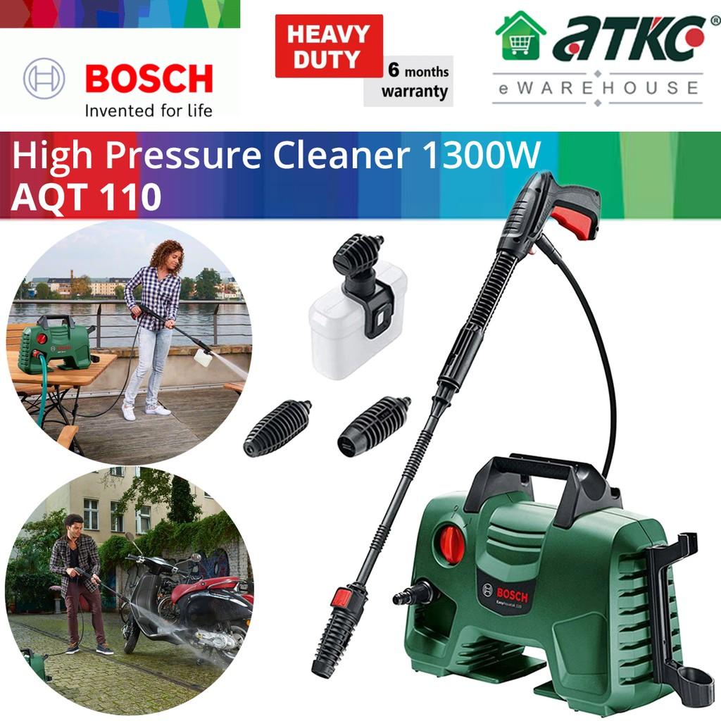 BOSCH Aquatak 110 High Pressure Cleaner Water Jet 110BAR 1300W (06008A7FL0)