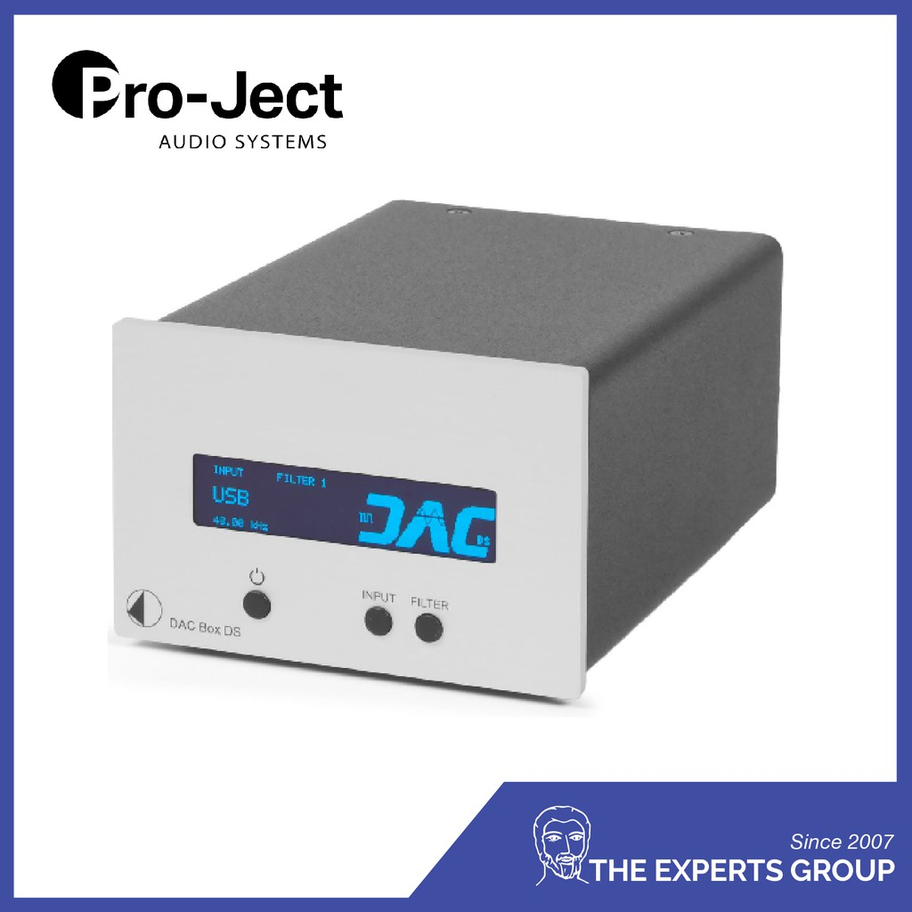 Pro-ject DAC Box DS (Silver)