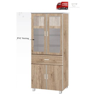 2 5ft Low Kitchen Cabinet Kabinet Dapur Rendah Delivery Within Peninsular Malaysia Only Shopee Malaysia