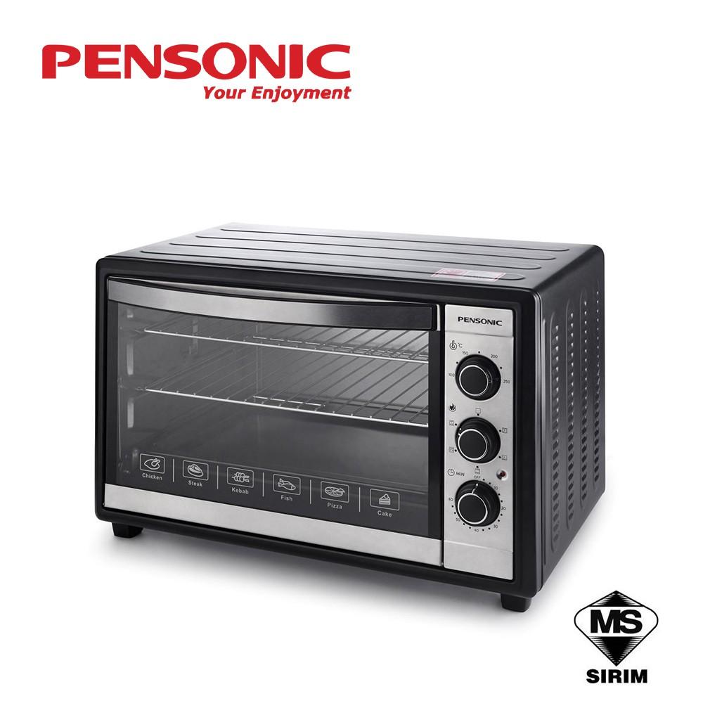 Pensonic Electric Oven (66L) PEO-6605
