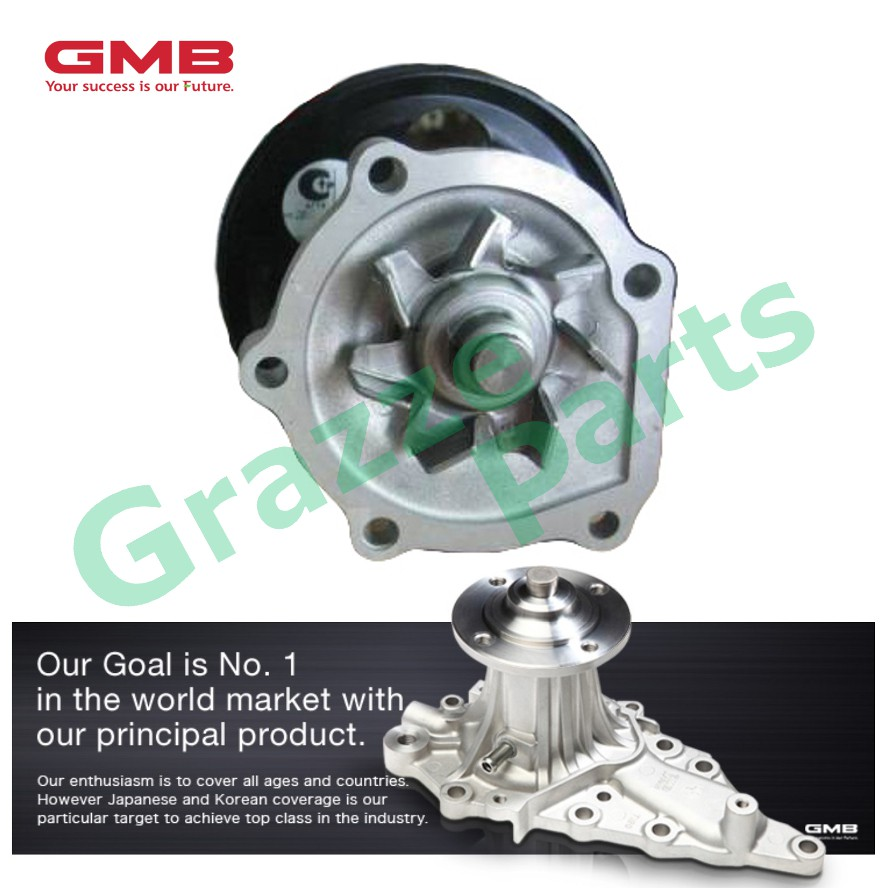 GMB Engine Water Pump GWT-93A for Toyota Corolla AE111 EE100