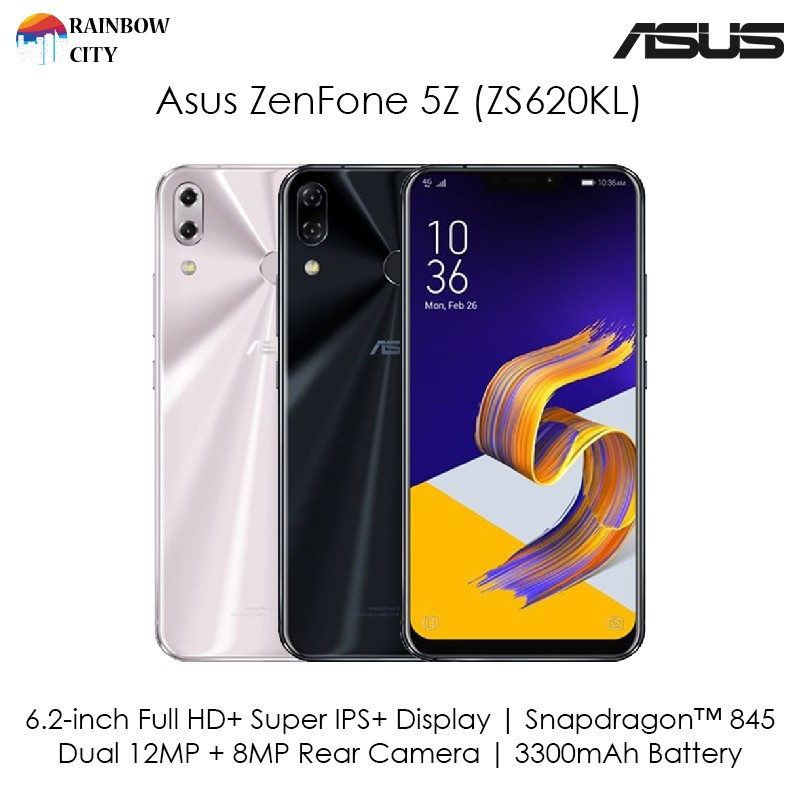 Mobile Phones Global Version Asus Zenfone 4 Ze554kl Smartphone 5.5 Octa Core Snapdragon 630 4g Ram 64gb Rom 3300mah Nfc Android Mobile Phone Latest Technology