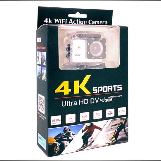 4K Video Camera HD Waterproof